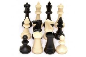 Шахматная фигура пластиковая