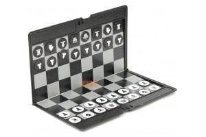 Шахматы-книжка магнитные