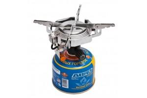 Горелка газовая портативная ABRO CST103R