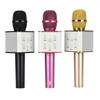 Беспроводной bluetooth микрофон-караоке