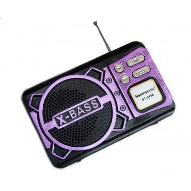 Автономный радиоприёмник MP3-TF-USB