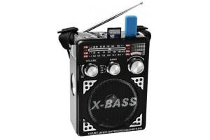 Радиоприемник с фонарем KN-181