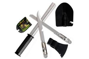 Походный набор из 4х инструментов