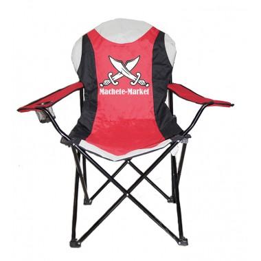 Кресло складное туристическое с подлокотниками