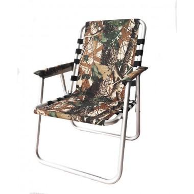 Кресло складное камуфляж
