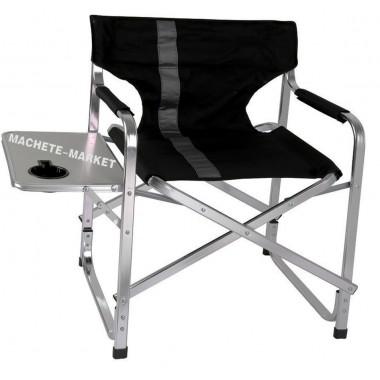 Кресло складное с боковым столиком