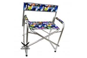 Стул-кресло складное для дачи и кемпинга