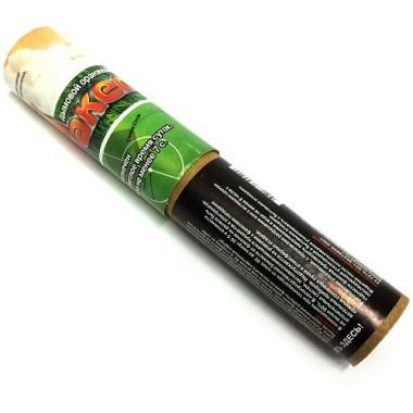 Факел оранжевый дымовой