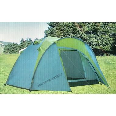 Палатка туристическая 4-Х местная LANYU 1677D