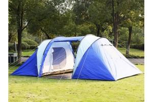 Палатка туристическая  4-местная LANYU 1699