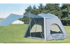 Палатка шатер 4-х местная LANYU LY-1908