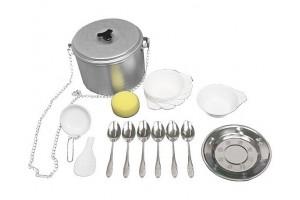 Набор посуды туристической  НМ166-С3