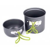 Набор посуды  для кемпинга (2 предмета)
