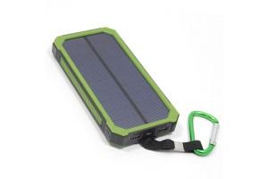 Внешний аккумулятор на солнечной батарее ЕК-3