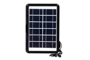Солнечная панель USB для зарядки устройств, 6V 6W