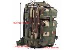 Тактический рюкзак на 30л