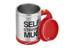 Кружка-мешалка «Self stirring mug» 400мл
