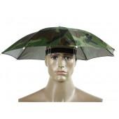 Зонтик с креплением на голову